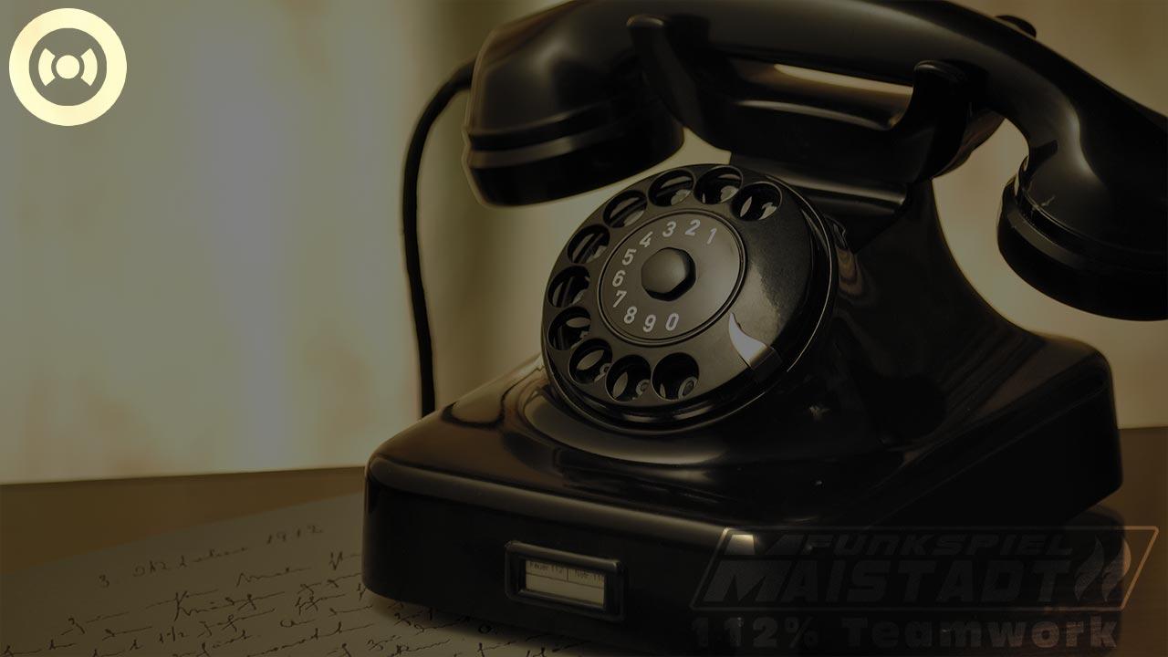 Operation Gurke. Telephone. Slide 3
